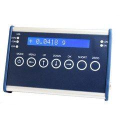 Dataloggers USB-aansluiting, software, data-opslag op SD-kaaft, software  voor PC of laptop, voor het aansluiten van rekstrookjes in 1/4-, 1/2-, 4/4-brug en rekstrookopnemers en analoge signalen