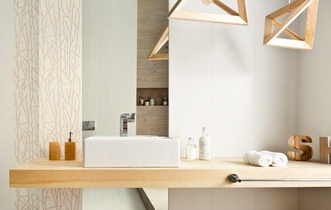 Propozycja wnętrzarskiego ładu dla miłośników balansu i harmonii, ale także tych, którzy lubią spędzić w łazience chwilę dłużej niż jest to konieczne.  http://www.paradyz.com/plytki/lazienkowe/adilio