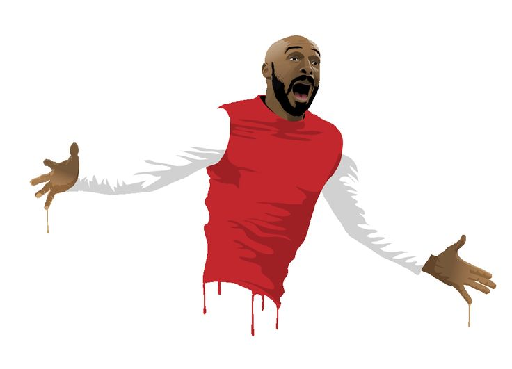 The Arsenal Collective - A Home for Memories of The Arsenal - Art - The King is Back!