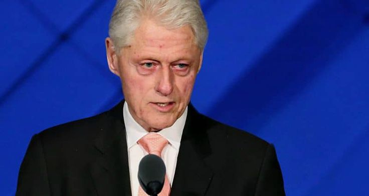 Bill Clinton Health Crisis–Family Gathering In Little Rock