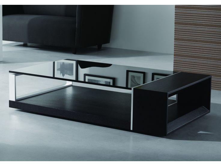 78 id es propos de table basse noir laqu sur pinterest for Table basse laque noir