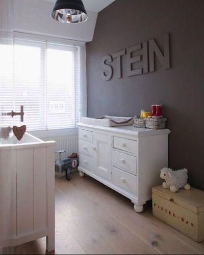 10 ideeën voor de muur van de kinderkamer : CITYMOM.nl