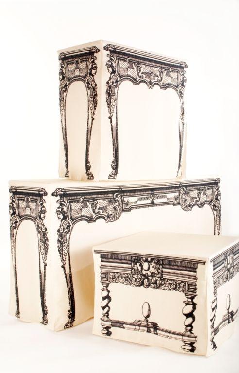 #event #displaydesign Trompe l'oeil Tableclothes