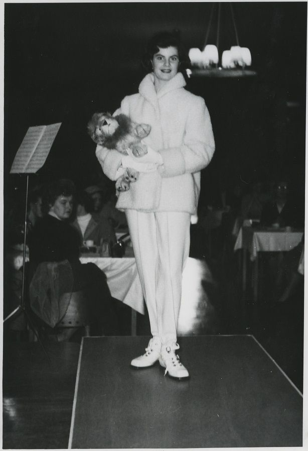 Miss Suomi 1956 Sirpa Koivu  #misssuomi