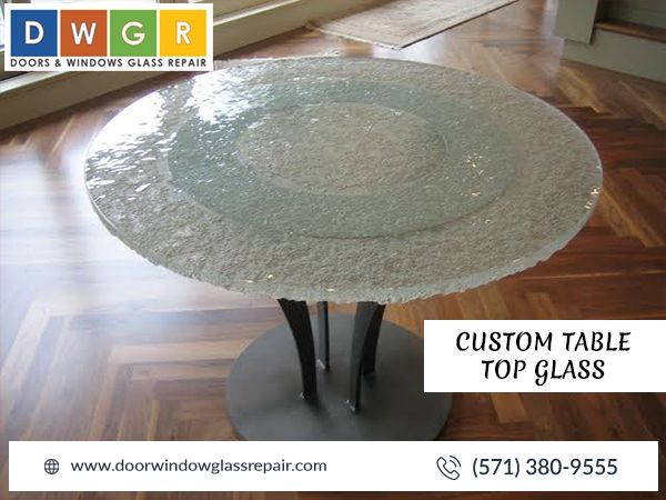 Custom Tabletop Glass Tempered Table Top Replacement - How To Fix Glass Table Top Wood