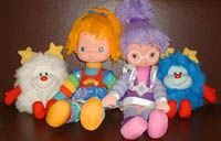 Rainbow Brite and friends: Remember, 80 Toys, 80S Toys, Childhood Memories, Rainbows Bright, Nostalgia, Rainbows Brite, 80 S Toys, Things