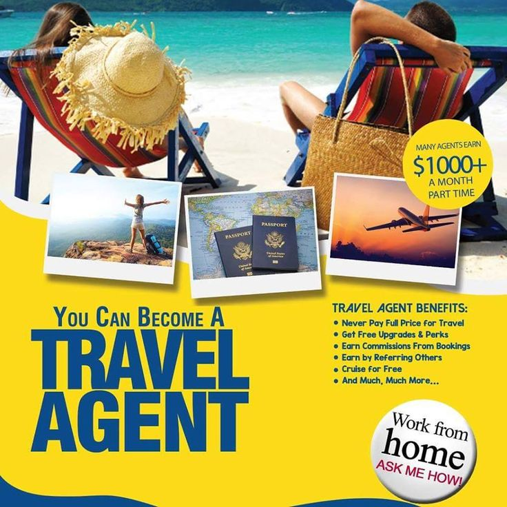 Travel Agents Host Agency: Become A Travel Agent Images