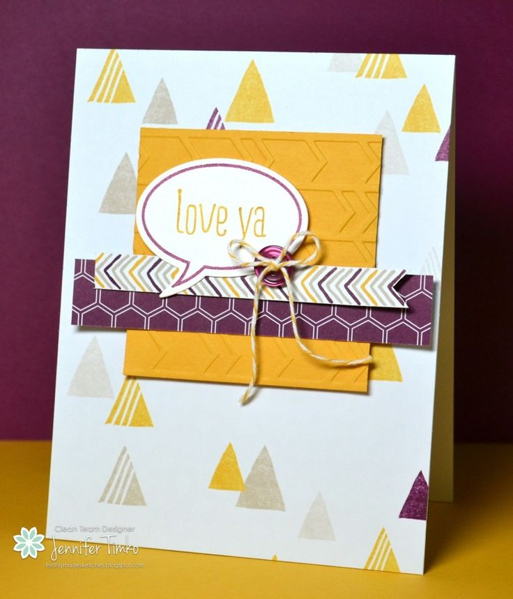 Jen Timko - Moonlight Love: Sayin Words Bubbles, Cards Ideas, Paper Stacking, Cards Moonlight, Sketch 136, Color, Dsp Cards, Moonlight Dsp, Stampin Up Cards