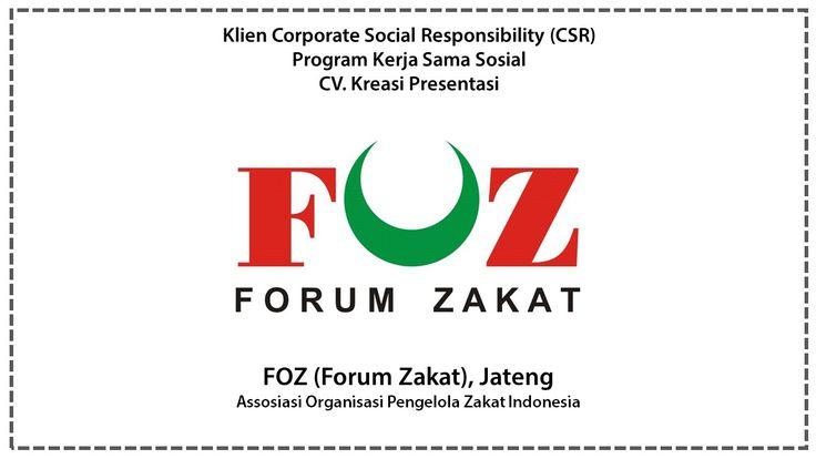 Csr Forum Zakat Assosiasi Organisasi Pengelolah Zakat Indonesia Jateng
