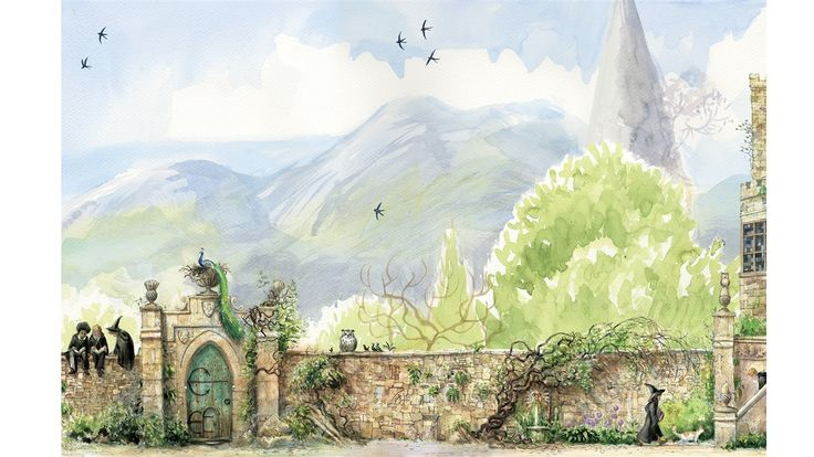 Pottermore can exclusively reveal new artwork from inside the Illustrated Edition of Harry Potter and the Prisoner of Azkaban from Bloomsbury, with new illustrations from award-winning artist Jim Kay.