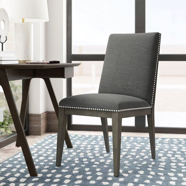 Carrera Upholstered Dining Chair Upholstered Dining Chairs Dinning Room Decor Dining Chairs