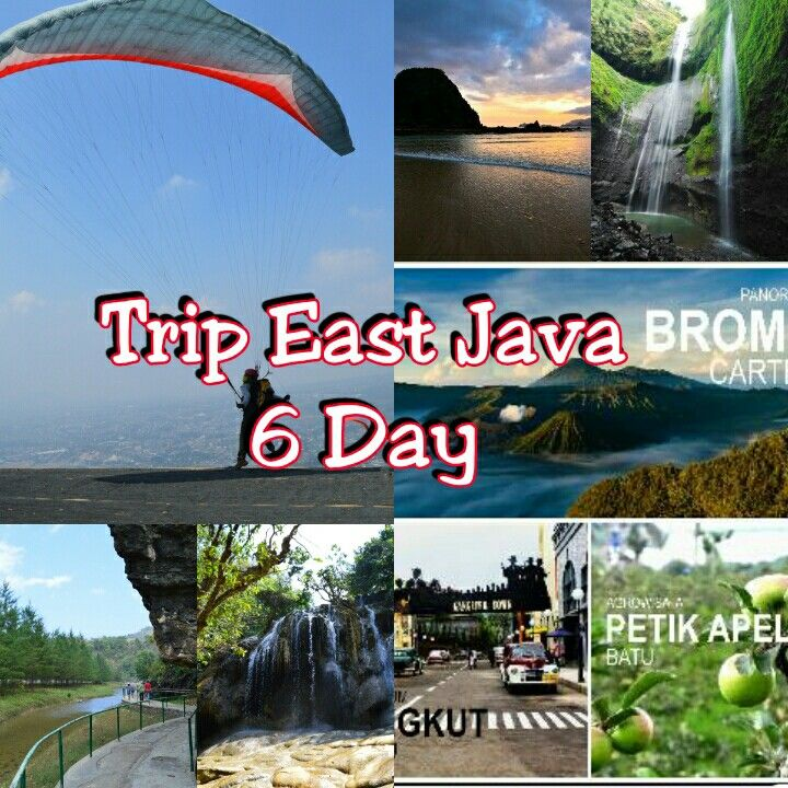 Enjoy your vacation in east java with us