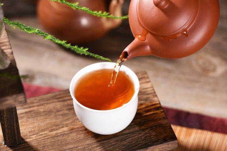 Schwarzer #Tee für #Haut und Haare richtig #kochen und zubereiten – #für #Haar…
