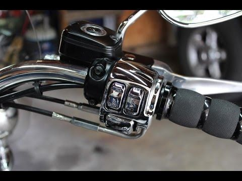 42 best motorcycle videos images on pinterest motorbikes this video shows the complete process of changing the switch control housings on a 2013 harley davidson softail deluxe flstn for more maintenance tips fandeluxe Gallery