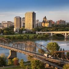 Saskatoon, Saskatchewan..... Headed there tomorrow and I can't even wait!!!!! :)