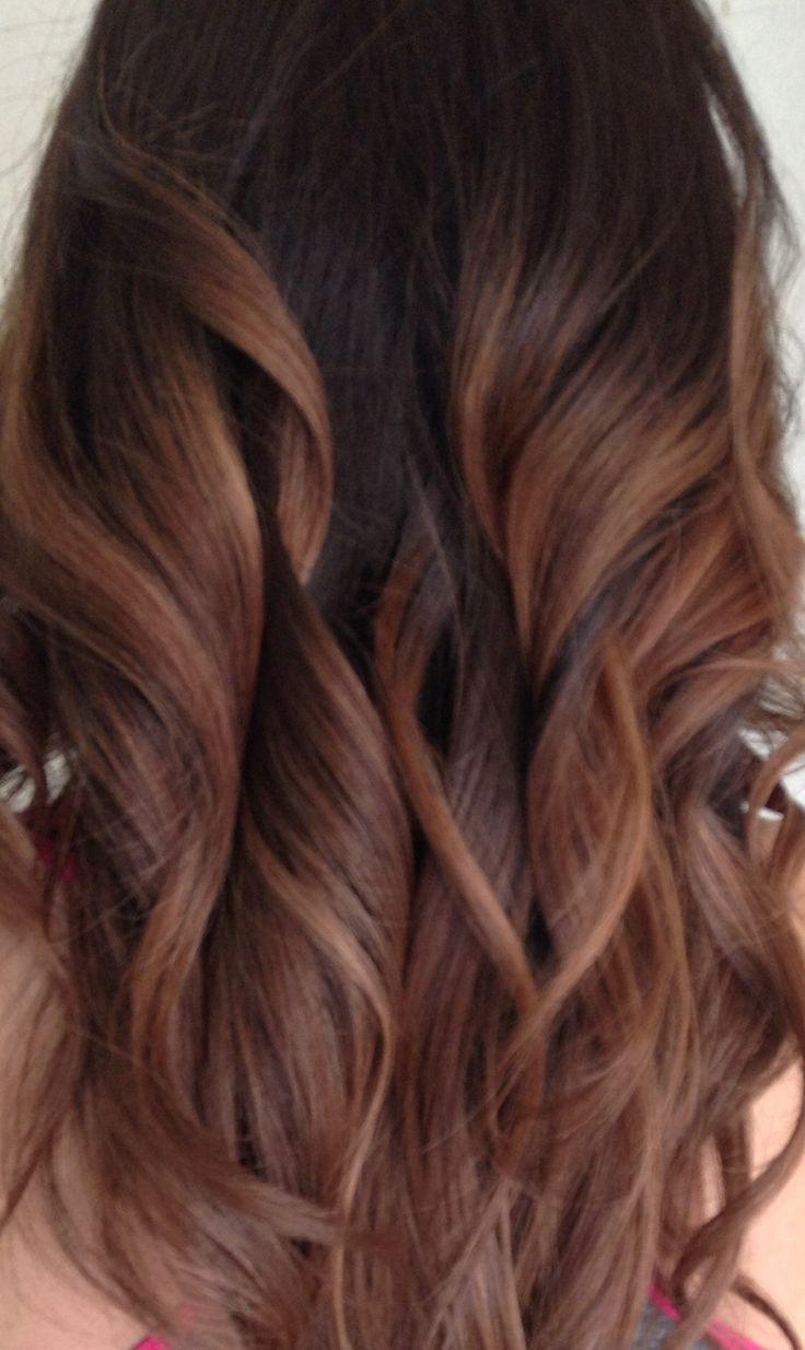 hair extensions ideas pictures - 17 Terbaik ide tentang Warna Rambut Ombre di Pinterest