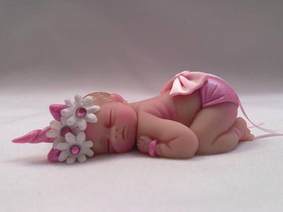 Polymer Clay Babies Unicorn Baby BABY SIZE