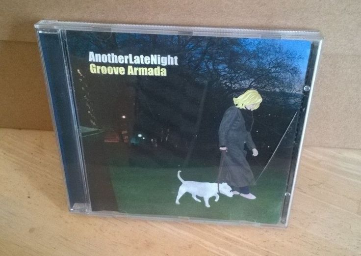 GROOVE ARMADA - ANOTHER LATE NIGHT 2002 CD ALBUM - Disc perfect!