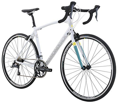 Special Offers - Diamondback Bicycles 2016 Airen Sport Complete Womens Road Bike 54cm/Medium Pearl White - In stock & Free Shipping. You can save more money! Check It (July 01 2016 at 03:05AM) >> http://cruiserbikeswm.net/diamondback-bicycles-2016-airen-sport-complete-womens-road-bike-54cmmedium-pearl-white/