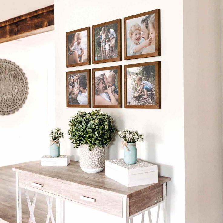 Unique Homedecor: Instagram Gallery Frames In 2020
