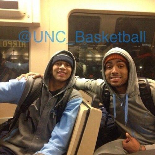 James Michael McAdoo Girlfriend | Marcus Paige & James Michael McAdoo on the MARTA train in Atlanta last ...