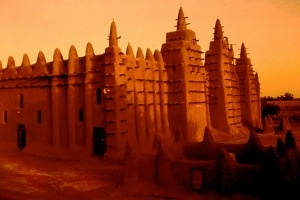 Mud Mosque – Djenne, Mali