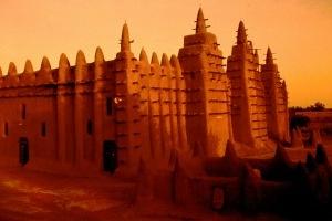Mud Mosque – Djenne, Mali