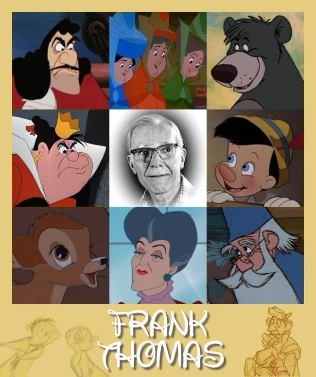 Frank Thomas - Disney Wiki, Walt-Disney-Animators-Frank-Thomas-walt-disney-characters-22959750-650-775.jpg