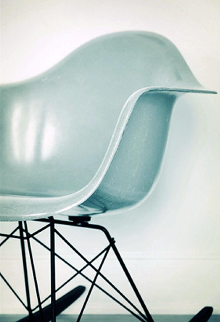 Rar rocking chairs eames style rar rocking arm chair grey - Eames Rar Rocking Chair Http Www Cadesign Ie Furniture