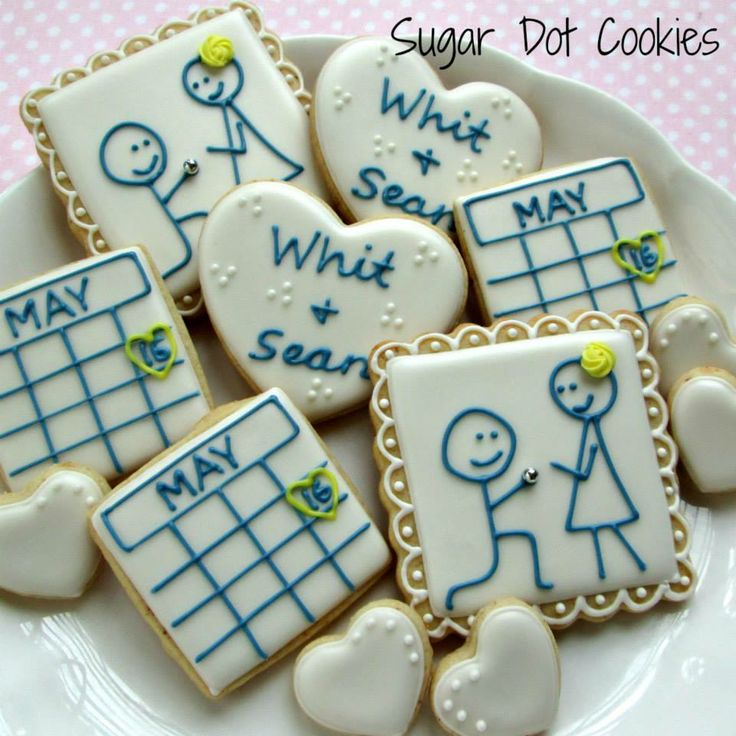 wedding cake cookies for bridal shower 160 best wedding anniversary bridal shower decorated 22244