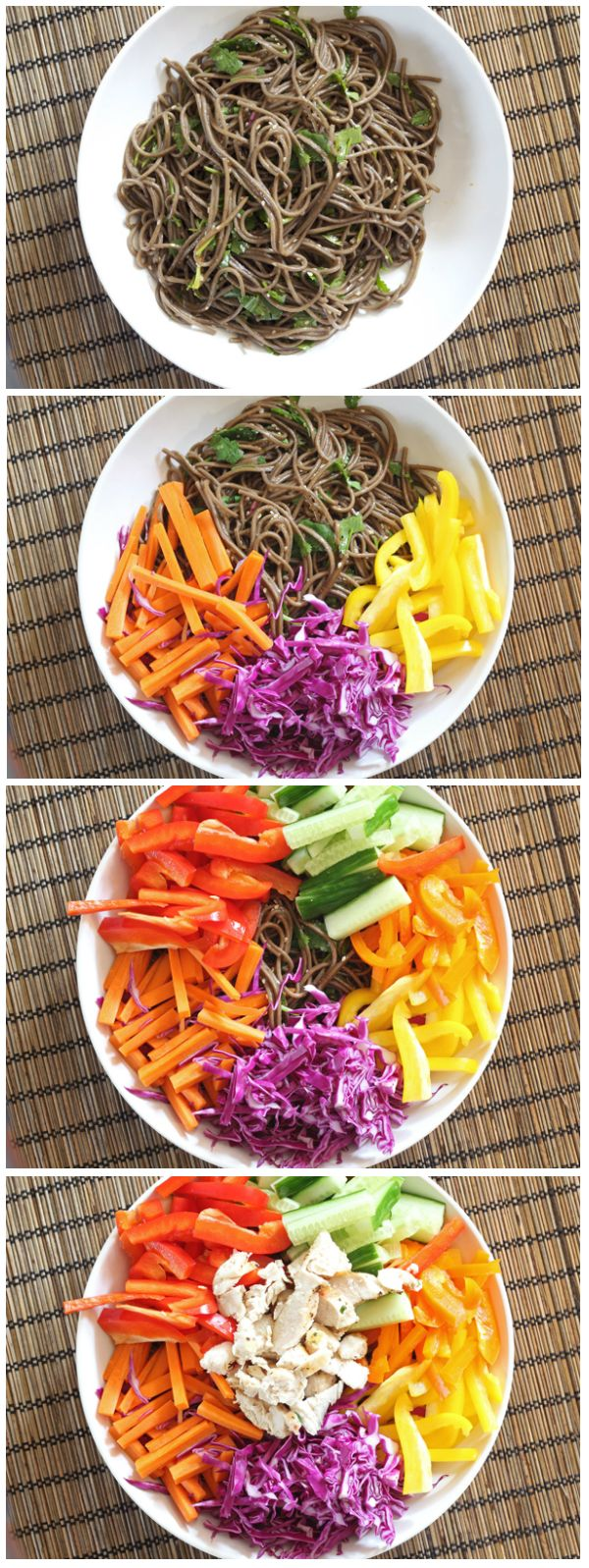 Sesame Orange Chickpeas, Cabbage, And Soba Noodles Recipes ...