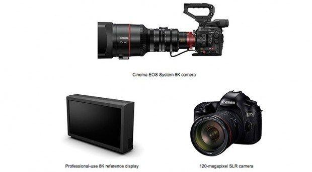 Canon Mengembangkan Kamera DSLR 120MP, Camcoder Video 8K Dan Monitor 8K - http://rumorkamera.com/berita-kamera/canon-mengembangkan-kamera-dslr-120mp-camcoder-video-8k-dan-monitor-8k/
