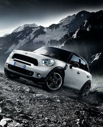 Mini Countryman - a bit too hipster?