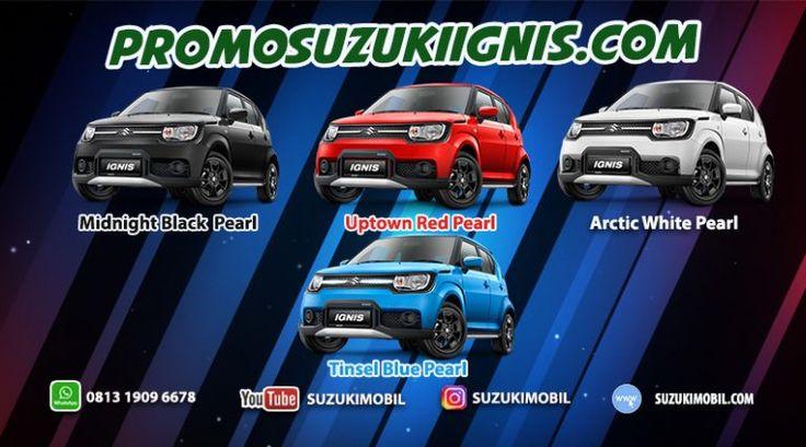 Warna suzuki ignis se sport edition. Sport edition color promosuzukiignis.com