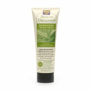 Buy Avalon Organics Moisturizing Cream Shave, Aloe-Unscented with free shipping on orders over $35, low prices & product reviews | drugstore.com