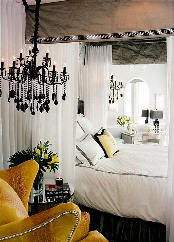 102 best Canopy bed images on Pinterest | 3/4 beds, Bed curtains and Bed  room