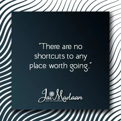 There are no shortcutsto any placeworth going. #inspiration #QOTD https://t.co/dOPKo1fjQj