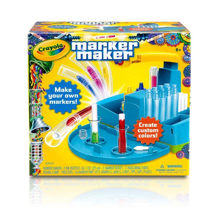 "Crayola Marker Maker - Crayola - Toys ""R"" Us"