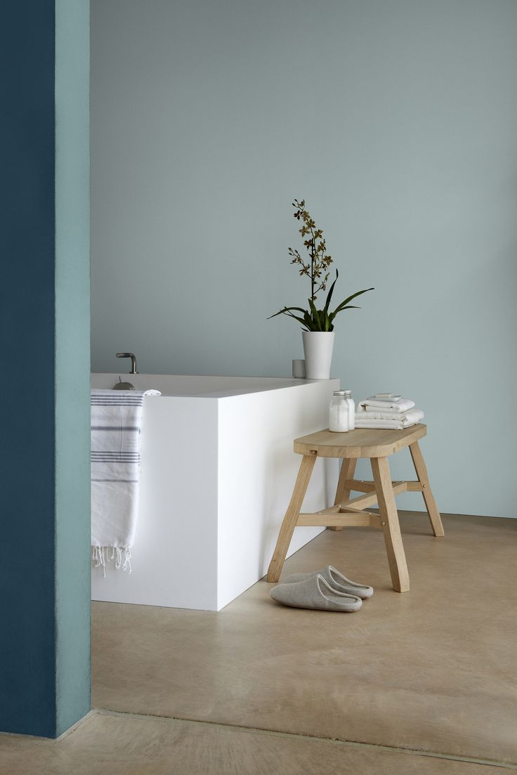 Channel Scandi Minimalism In The Bathroom With A