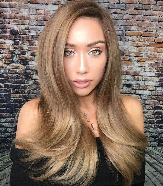 Dark Blonde Light Brown Hair Style Hair Color Blonde