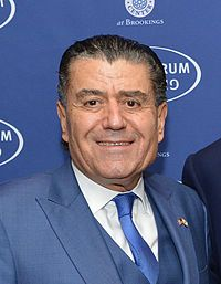 Haim Saban. Guess what Hillary did in 2008? Bribed super delegates using this billionaire! And today, in 2015, even before the first democratic debate she claims to have 60% of the super delegate's support. Lady, stop trumpeting how corrupt you are- it's gross. Article here http://www.huffingtonpost.com/2008/05/19/superdelegates-turned-dow_n_102450.html