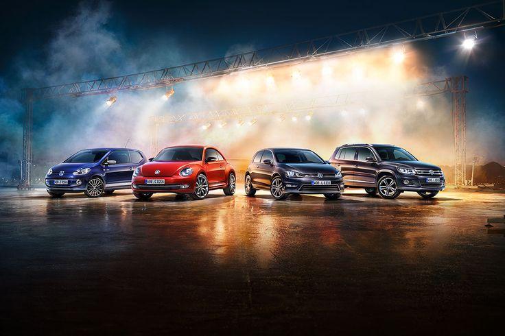 VW Club & Lounge Billboard Campaign 2015 on Behance