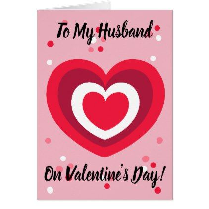 Personalize This To My Husband on Valentine\'s Day Card - boyfriend ...