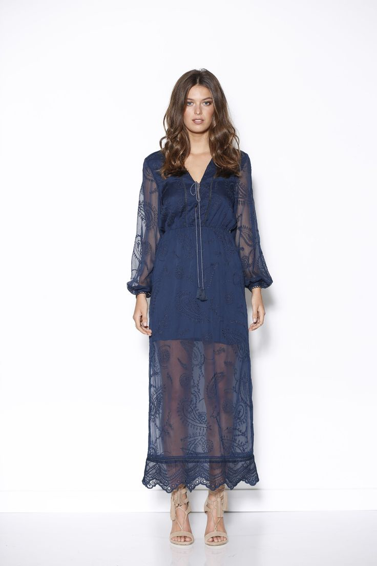 Ministry of Style - Mystical Maxi Dress