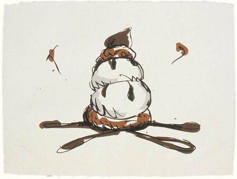 Seen It Claes Oldenburg Profiterole Print Art