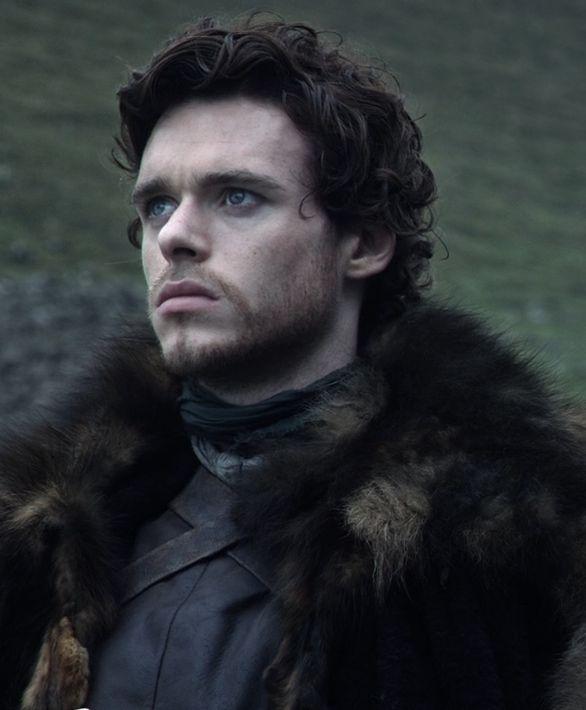 Richard Madden as Robb Stark | Stark, King in the north