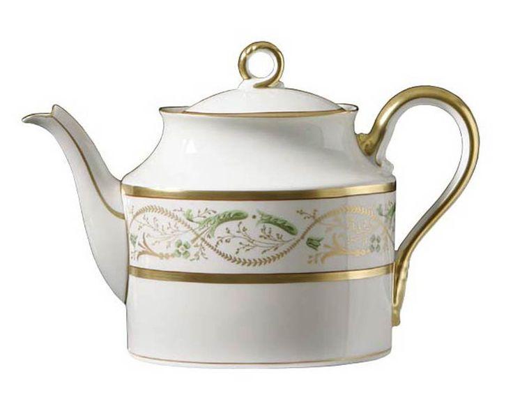 Richard Ginori La Scala Large Teapot    #TuscanyAgriturismoGiratola