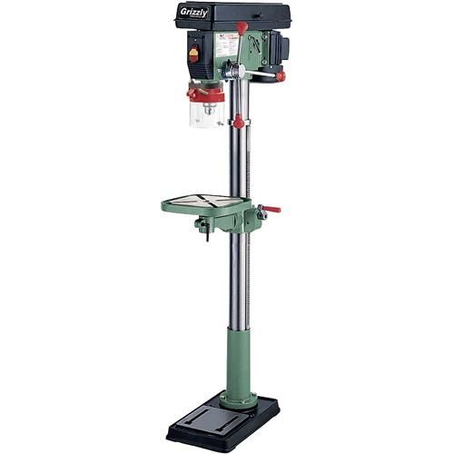 "Shop our G7944 - 12 Speed Heavy-Duty 14"" Floor Drill Press at Grizzly.com"