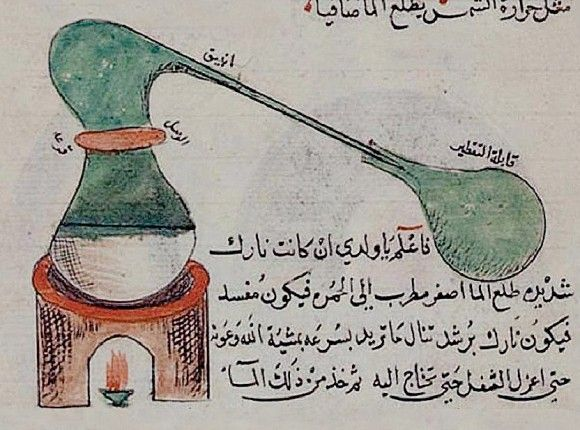 Arabic Distillation