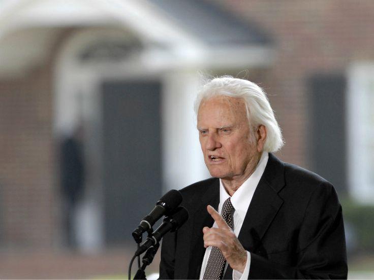 В здании конгресса США могут установить статую легендарного евангелиста Билли Грэма - БОГ NEWS | BOG NEWS | БОГ НЬЮЗ